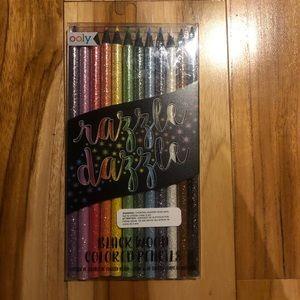 Other - Razzle Dazzle Pencil Crayons